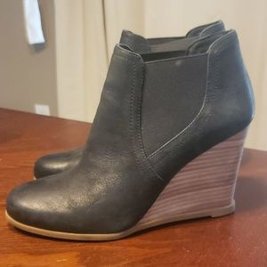 Audrey Brooke Ankle Boot Wedges